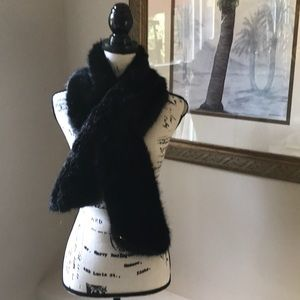 🔥1 DAY SALE🔥 Ted Baker Faux Fur Wrap Scarf Stole